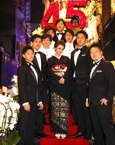 歌舞伎町フォーティーファイブ8周年