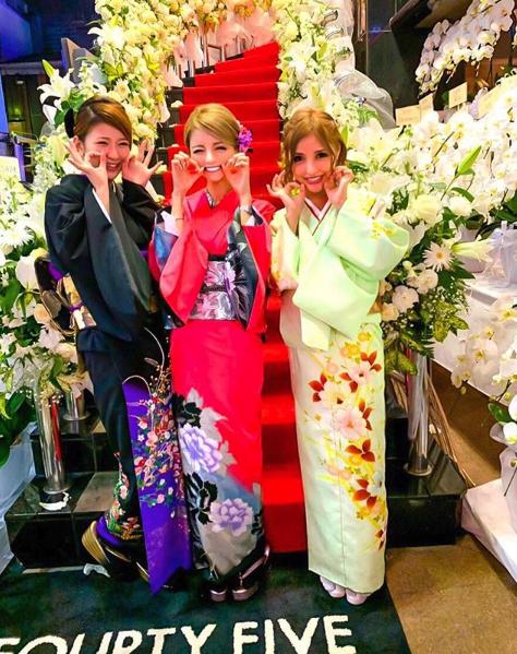 一条まりか、一条響キャバ嬢歌舞伎町