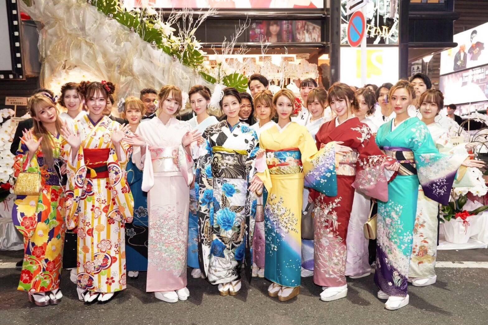 歌舞伎町キャバクラ周年